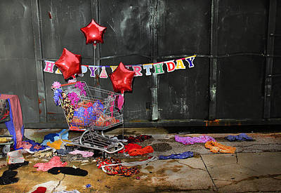 Photograph - Happy Birthday by Stephen Dorsett