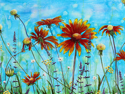 Happy Blanket Original by Patricia Pasbrig