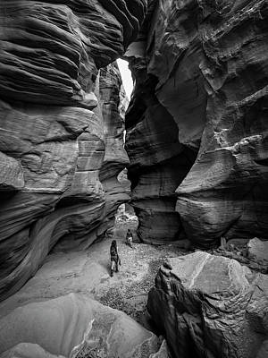 Photograph - Happy Canyon by Whit Richardson
