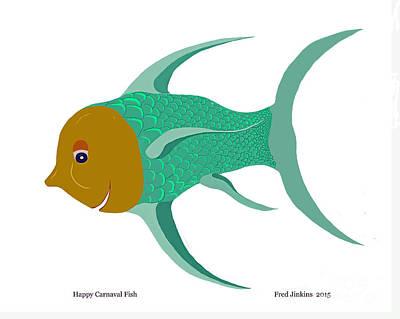 Happy Carnival Fish Original