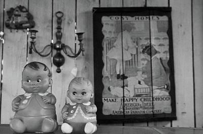 Photograph - Happy Childhood by Ralph Vazquez
