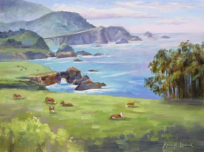Happy Cows, Big Sur Original