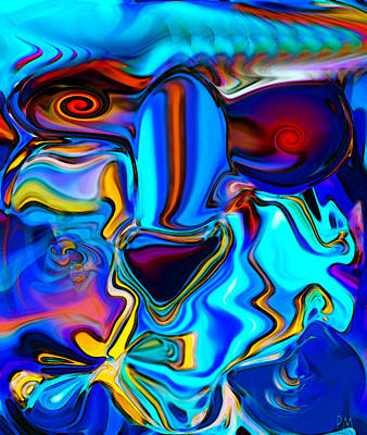 Digital Art - Happy Day by Phillip Mossbarger
