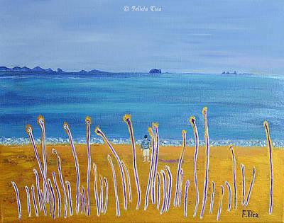 Painting - Happy Dreams by Felicia Tica