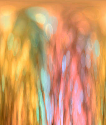 Shower Curtain Digital Art - Happy Dreams by Marianna Mills