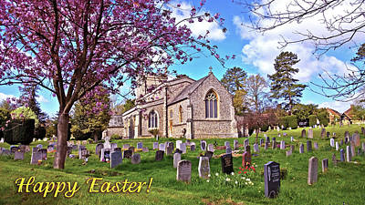Photograph - Happy Easter by Anne Kotan