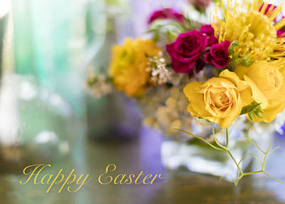 Photograph - Happy Easter by Jade Moon