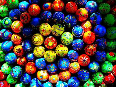 Photograph - Happy Easter by Juergen Weiss