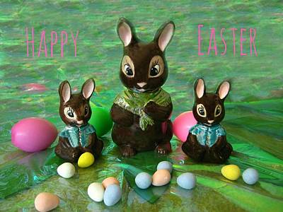 Photograph - Happy Easter by Shirley Sirois