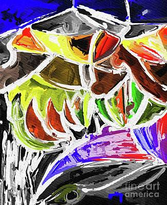 Painting - Happy Face by Tito
