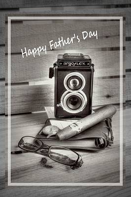 Photograph - Happy Father's Day by Patrice Zinck