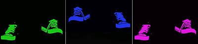 Photograph - Happy Feet by Lisa Knechtel