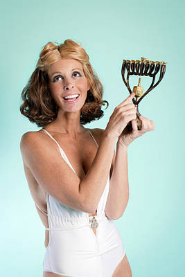 Photograph - Happy Hanukkah 3 by Lisa Piper