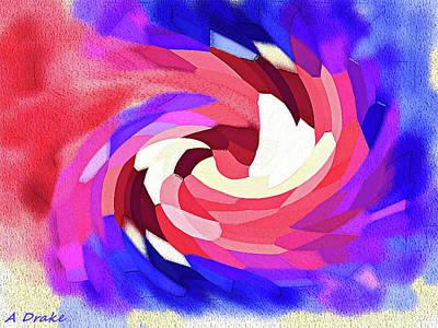 Digital Art - Happy Holi by Alec Drake