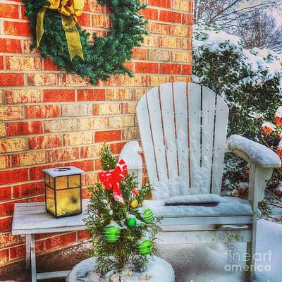 Photograph - Happy Holidays by Debbi Granruth