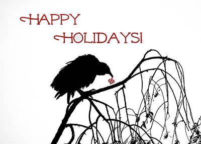 Photograph - Happy Holidays Doom by Brenda Conrad