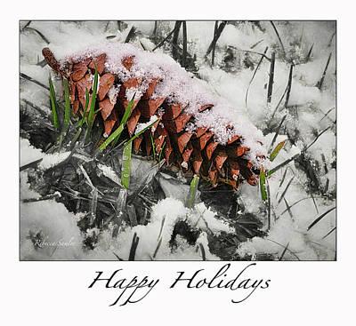Photograph - Happy Holidays by Rebecca Samler