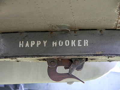 Photograph - Happy Hooker by Richard Reeve