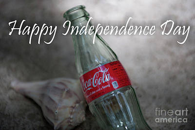 Photograph - Happy Independence Day by Dale Powell