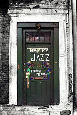 Photograph - Happy Jazz Fusion by John Rizzuto