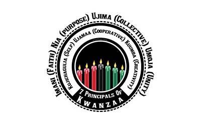 Digital Art - Happy Kwanzaa by Motivational Artwork