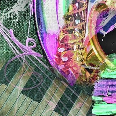 Instrument Photograph - Happy Monday All! 📷fine Art by Pamela Williams