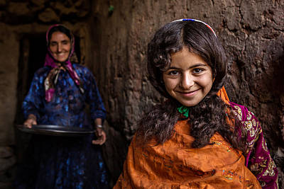 Documentary Photograph - Happy Morning by Mohammadreza Momeni