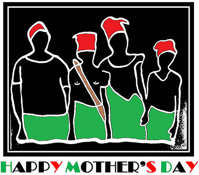 Happy Mother's Day 3 Art Print