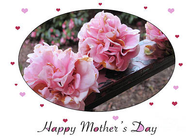 Photograph - Happy Mother's Day - Card Number 004 By Claudia Ellis by Claudia Ellis