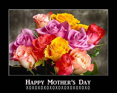 Photograph - Happy Mother's Day by James BO  Insogna