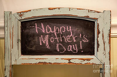 Photograph - Happy Mothers Day by John Stephens