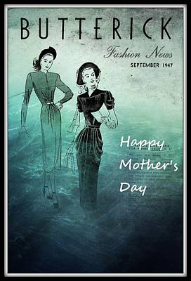Digital Art - Happy Mother's Day by Patrice Zinck