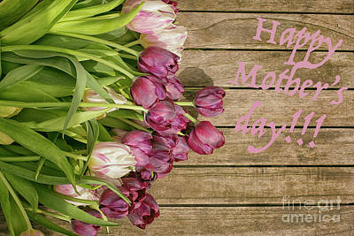 Photograph - Happy Mothers Day by Patricia Hofmeester