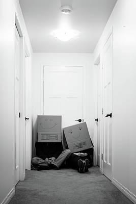 Photograph - Happy Moving by Yvette Van Teeffelen