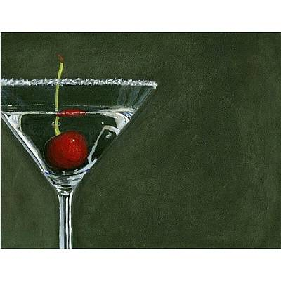 Martini Wall Art - Photograph - Happy New Year! Wishing Everyone A by Karyn Robinson