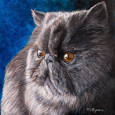 Most Popular Painting - Happy On The Inside by Melissa Symons
