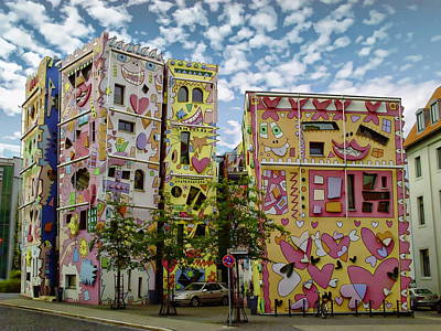 Photograph - Happy Rizzi House by Anthony Dezenzio