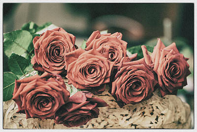 Happy Rose Day Art Print by Svetlana Iso