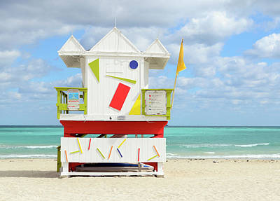 Photograph - Happy Shack by Keith Armstrong