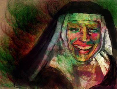 Happy Sister Art Print