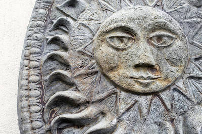 Pop Art - Happy Sun by Jim Love