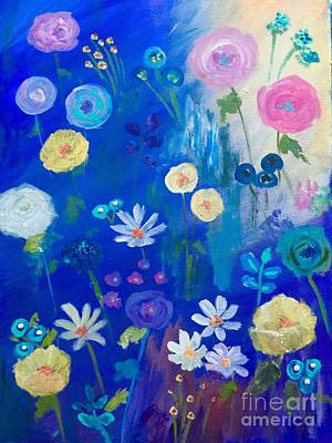 Painting - Happy Times by Trilby Cole
