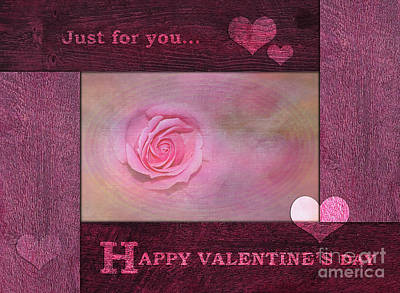 Photograph - Happy Valentine's Day By Kaye Menner by Kaye Menner