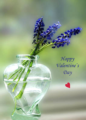 Photograph - Happy Valentine's Day by Don Spenner