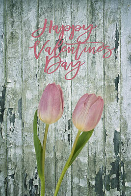 Photograph - Happy Valentines Day by Kim Hojnacki