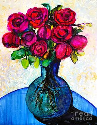 Painting - Happy Valentine's Day by Priti Lathia