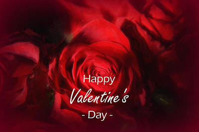 Photograph - Happy Valentine's Day by Tricia Marchlik