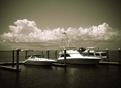 Photograph - Harbor Boats by Marilyn Hunt