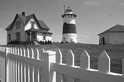 Stratford Photograph - Harbor Light by Diana Angstadt