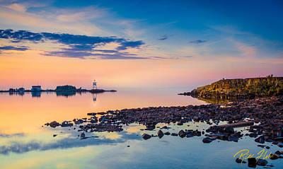 Photograph - Harbor Like Glass by Rikk Flohr